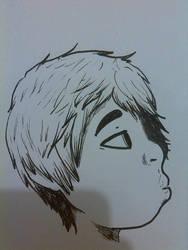 A Head by Dscapades
