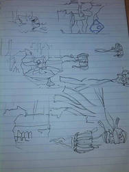 journey sketch 3 by Dscapades