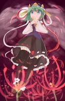 Shiki Eiki by tempasta