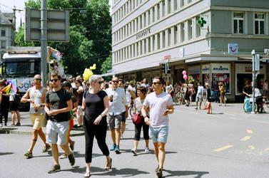Zurich Pride Snapshot 7 by Picture-Bandit
