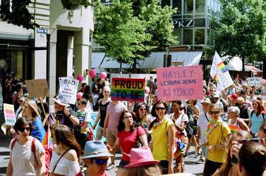 Zurich Pride Lesbian Jesus by Picture-Bandit