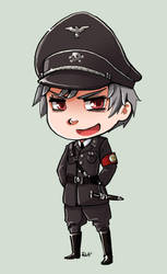 Comish - SS prussia by oneoftwo