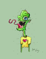 Zombie by Amirchelly50