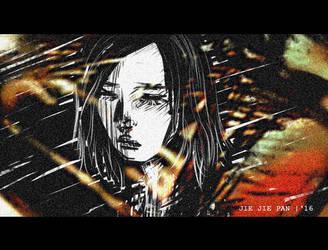 Woman by Jiejiep