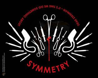 Symmetry, dear Steinman - Bioshock by lazytigerart