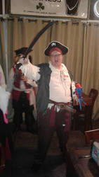 My pirate costume  by jawmax