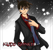 Shinichi Kudo finished by lmz0114