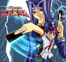 yugioh zexal by lmz0114