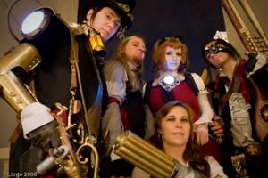 Outlanders DragonCon Teaser by Sudden-Stop-Films
