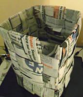 wastebasket by BlAg001