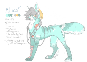 :gotta catch them all: {character design auction} by Rhisper