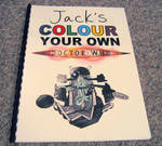 Doctor Who Colouring Book by jinkies36