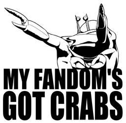 My Fandom's Got Crabs by jinkies36