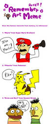 Remember Meme by jinkies36