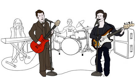The Smiths WIP by jinkies36