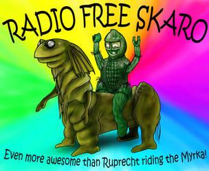 Radio Free Skaro: More Awesome by jinkies36