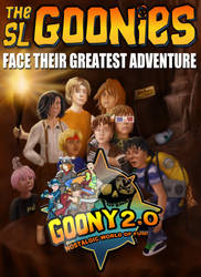 The Second Life Goonies by jinkies36