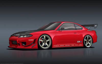 Silvia S15 Vexel by p3nx