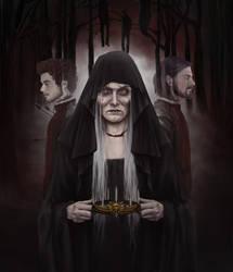 Lady Stoneheart: Stranger's Handmaiden by denkata5698