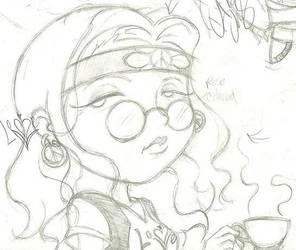 PhatLipp - Hippie Mom [OCs] by justD3F