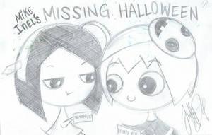 justDEF - Missing Halloween [FanArt] by justD3F