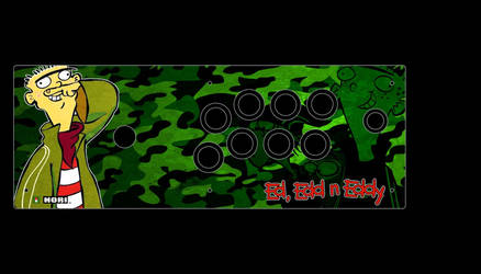 Real Ed-Cade Pro 4 Kai by Zex-BloodyFighterZX9