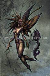 Jaded Angel by DavidBollt