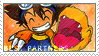 BP_Tai and Agumon Stamp by Stamp221