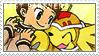 BP_Cody and Armadillomon Stamp by Stamp221