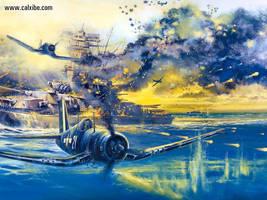 Yamato's Last Stand 2 by LyokoWarrior4ever