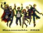 See You in 2015 by MidoriLied