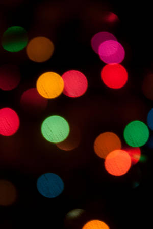 Color Bokeh Stock by Scully52