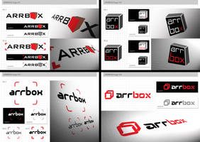 arrBox logo by adheeslev