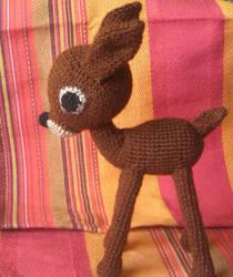 Oh My Dear Deer by Jackiekie