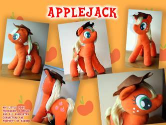 Applejack by Jackiekie