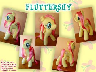 Fluttershy by Jackiekie