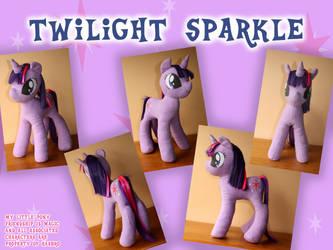 Twilight Sparkle by Jackiekie