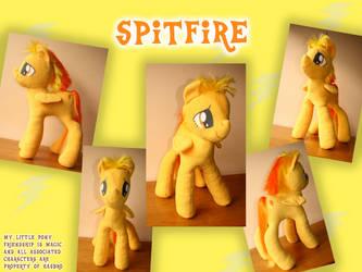 Spitfire by Jackiekie