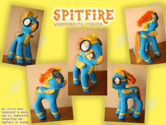 Spitfire Wonderbolts Version by Jackiekie