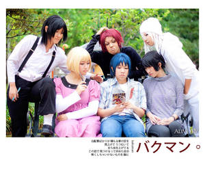 BAKUMAN: Finding Shujin by ki-ri-ka
