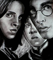 Harry Potter by Vioolett-V