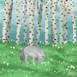 Adventures on a Birch Meadow by DucktorHannah