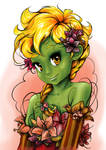 My little flower by Crida