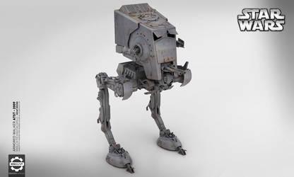 Imperial ATST - 3D - by Secap