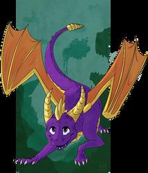 Spyro by Nonthyl