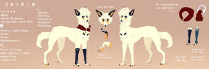 Chirin's Official Ref by Paradise-Cub