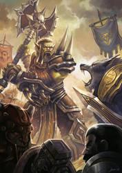 Battle for Azeroth by jasonwang7