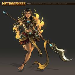 Mythosphere - Nezha by jasonwang7