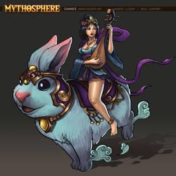 Mythosphere - Chang'e by jasonwang7