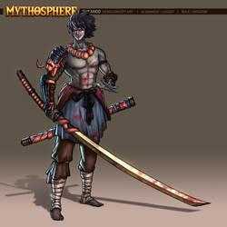 Mythosphere - Susanoo by jasonwang7